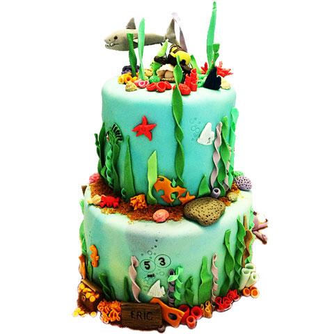 Cake Design Mer