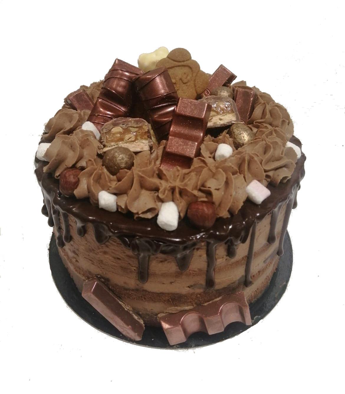 Layer cake ultra gourmand